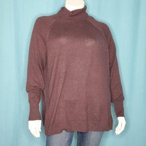 3/$25  Old Navy Oversized Turtleneck Sweater sz 2X